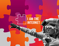 I AM THE INTERNET website