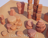 [WIP] Simple Rock Sculpts