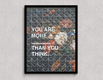 You are more than you think