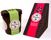 Black Rice Bakery - Product Packaging