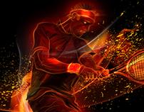 Flame Art