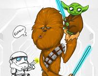 Star Wars / Chewienanny