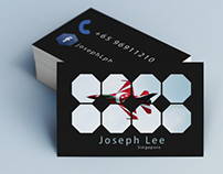 Business Card for Photographers