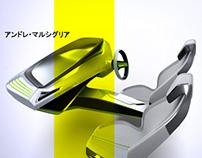 TOYOTA Internship / RAV4 Interior Design