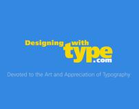 www.DesigningWithType.com
