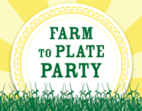 Farm to Plate Party