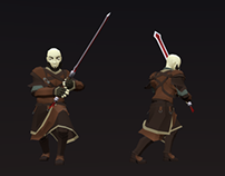 Subtera - Character model