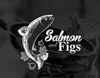 Salmon&Figs Restaurant Branding