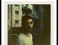 '' instant memory '' Polaroids