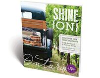 SHINE {ON} -  LCBO CELEBRATES ONTARIO WINES