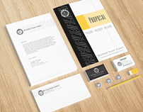 Boutique Talent Agency Brand Identity