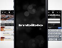 Imbibio: Hotel booking