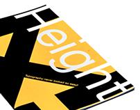 X-Height magazine