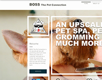 Boss the Pet Connection Website