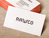 Rawco Logo Design. Dog Food