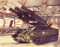 SA-6 Missile System