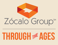 Zócalo Group 4 Year Anniversary Infographic