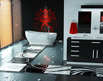Luxury Bathroom Visualization