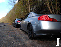 G35's | Photography 2014