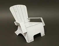 Adirondack Chair Calendar
