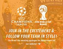 FIFA & UEFA Post for Facebook