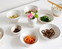 Korean Modern Table