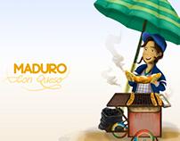 MADURO MEAL!!!
