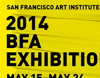SFAI 2014 BFA Exhibition