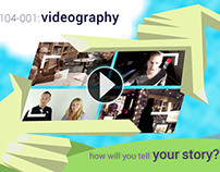 Videography Poster