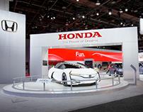 Honda Detroit Auto Show 2014