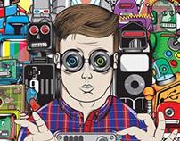 Ilustracional 2013 GEEK