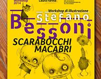 Poster workshop / Stefano Bessoni / ABA PG 2014