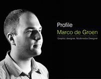 Portfolio Marco de Groen 2014