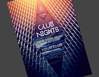 Club Nights Flyer