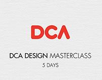 DCA Design Masterclass