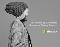 Topi – Warm Cap eCommerce Responsive Shopify Theme