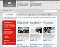 Automart - Joomla Template