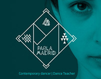 ID. Paola Madrid contemporary dancer & teacher