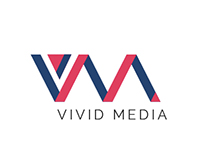 Web & Logo Design for Vivid Media