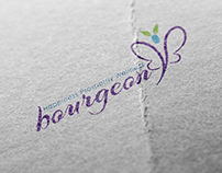 Logo Design for bourgeon