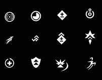 Warframe Buff Icons