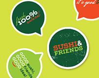 Sushi&Friends