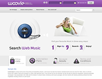 Woovie - Joomla Template