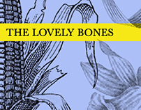 The Lovely Bones cover redesign