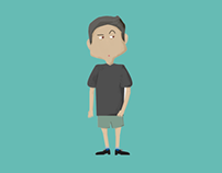 Lolo - Personaje para animar en After Effects GRATIS