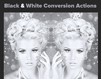 Black & White Conversion Actions