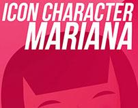 Icon Character - MARIANA