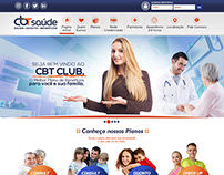 CBT Club Saúde - WebSite