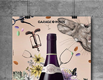 GARAGE WINES | easter campaign