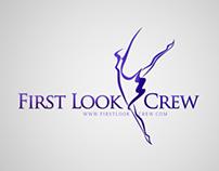 FIRST LOOK CREW LOGO DESIGN